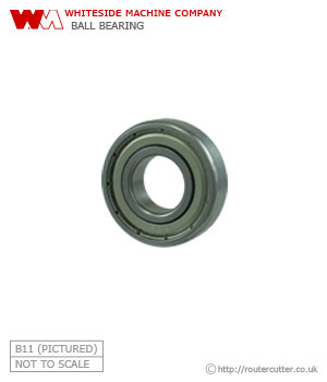 Whiteside Ball Bearing