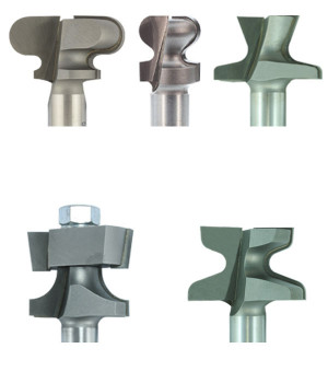 Door & Drawer Edge Router Bits