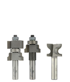 Sash Window and Window Sill Router Bits